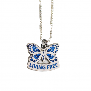 Living Free Pendant Necklace (Copy)